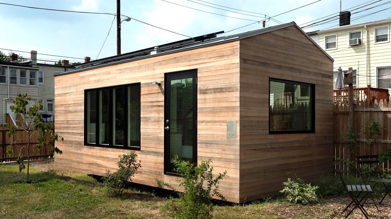Tiny Houses sind in den USA beliebt.