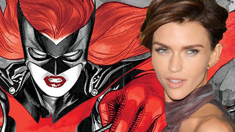 Schauspielerin Ruby Rose verkörpert demnächst die lesbische Superheldin Batwoman.