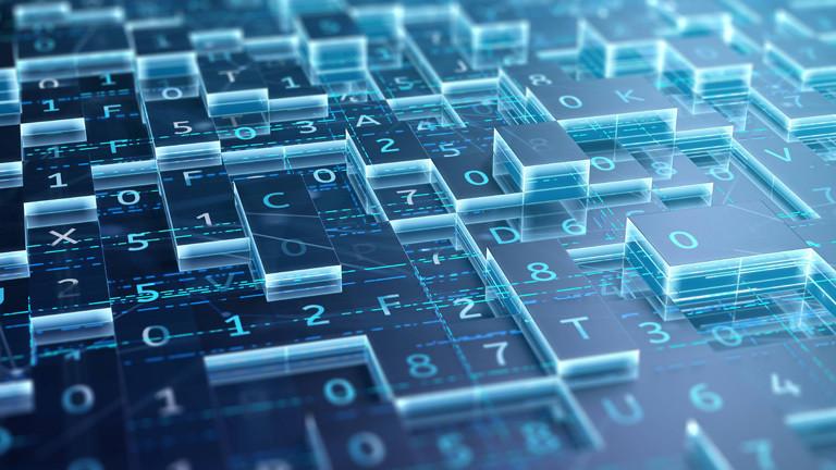 Symbolbild für die Verwaltung von Datensätzen.