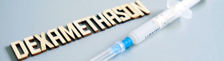 Das Medikament Dexamethason kann bei schweren Covid-19-Erkrankungsverläufen helfen, weniger Patienten sterben, wenn das Mittel verabreicht wird.