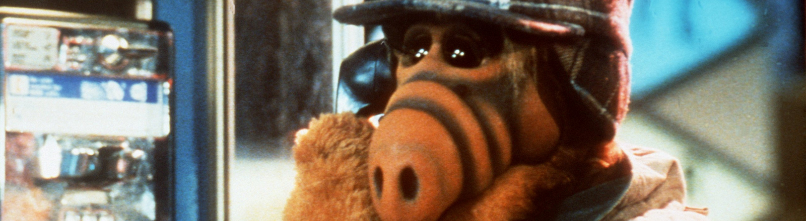Screenshot aus der TV-Serie ALF