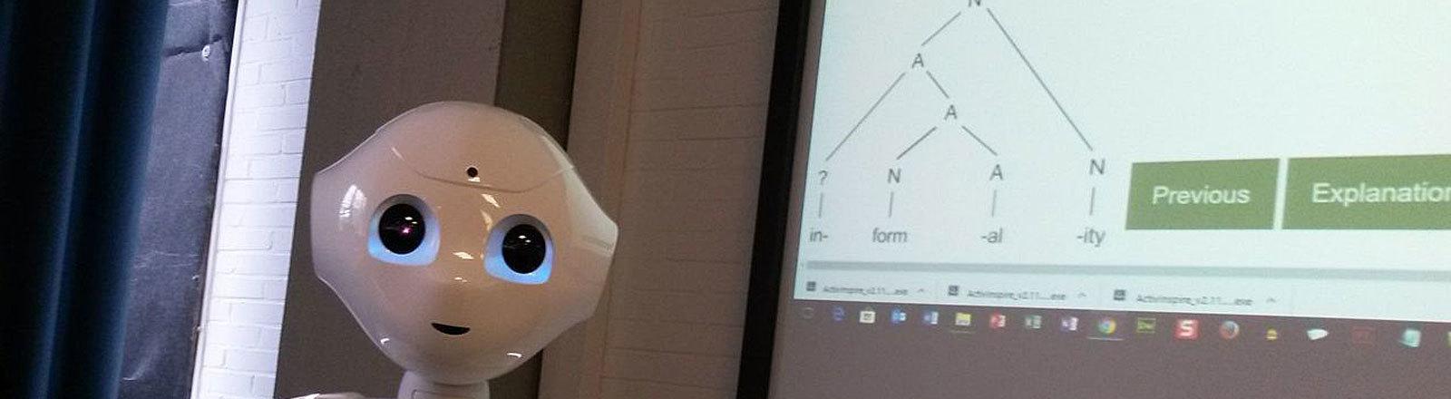 Roboter als Ersatz für Professoren?