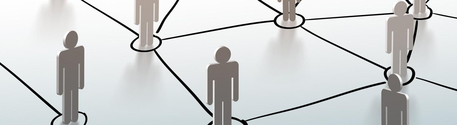 Symbolbild: Netzwerk