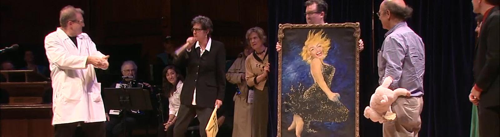 Schreenshot von der Preisverleihung Ig-Nobel