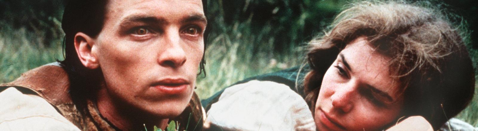 Screenshot aus dem Film Schlafes Bruder