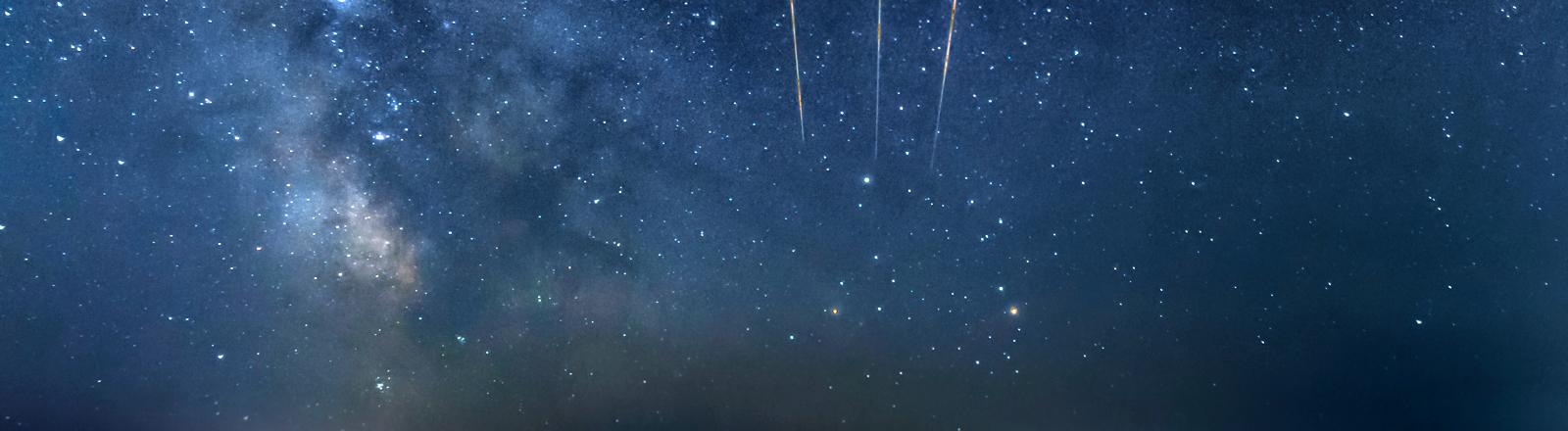 Blick in den Sternenhimmel