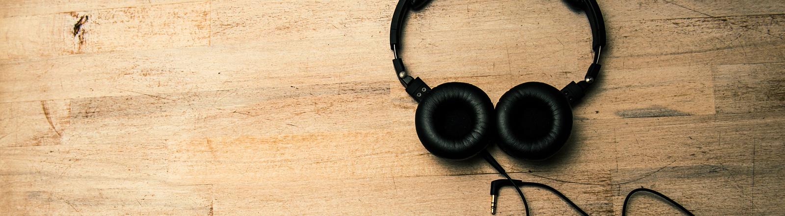 Ein Kopfhörer
