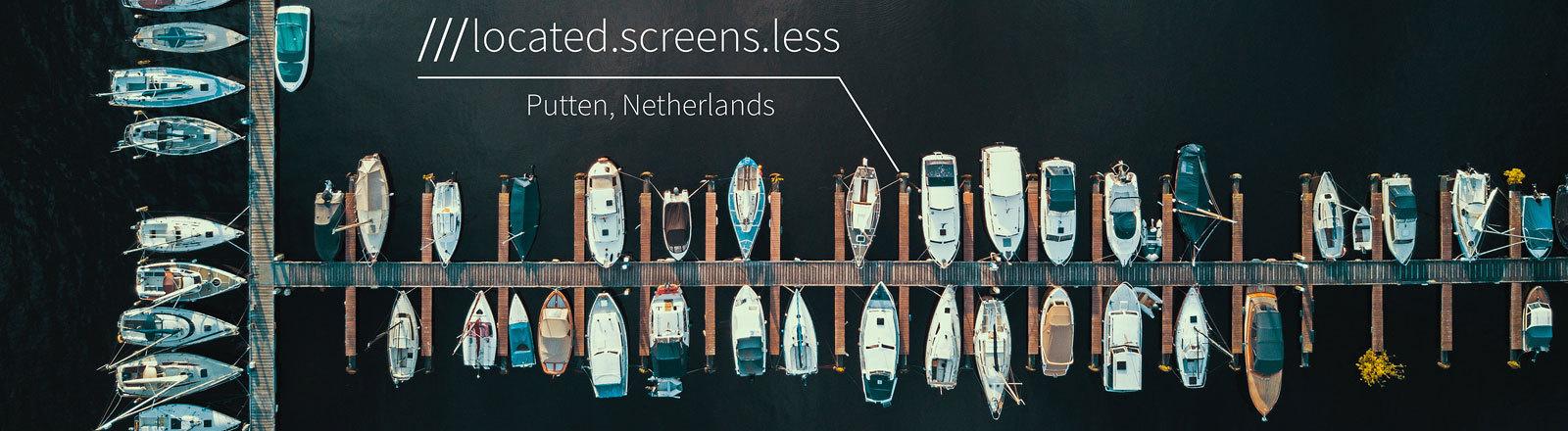 Location in den Niederlanden via what3words.com