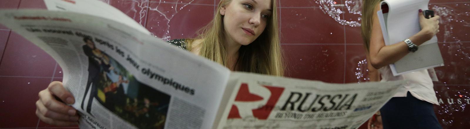 Russian beyond the headlines