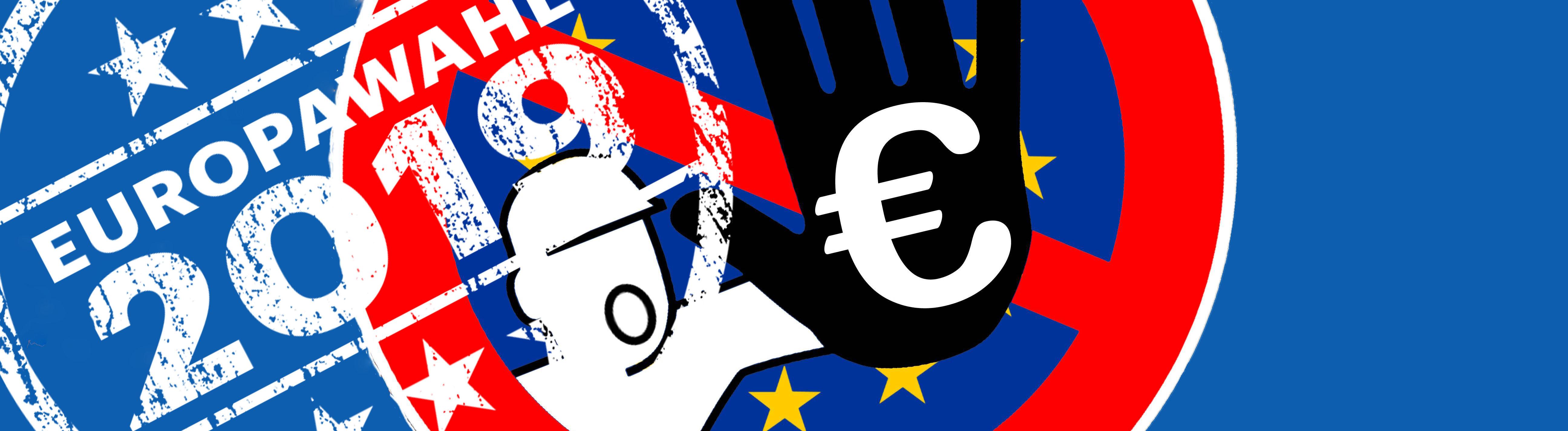 EU Europäische Union Euro-Zone Europawahl 2019