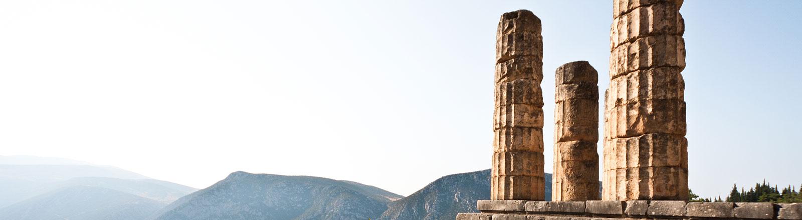 Tempel des Apollo