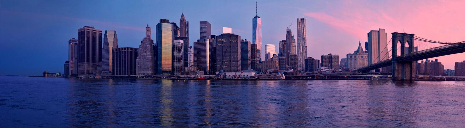 Skyline New Yorks