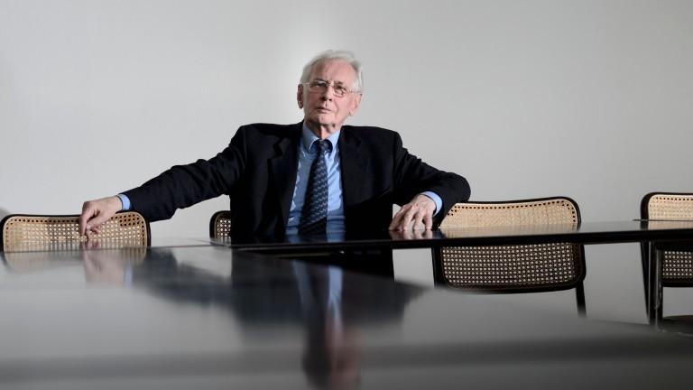 Der Verfassungsrechtler Dieter Grimm