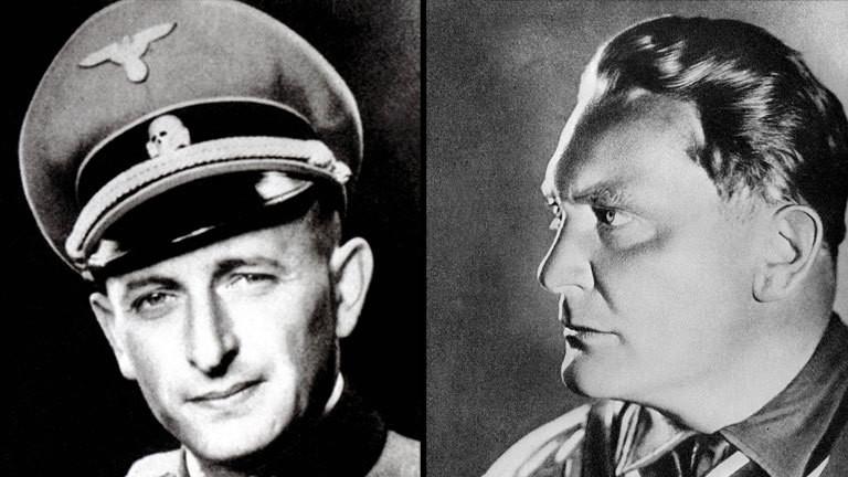 Adolf Eichmann, Hermann Göring