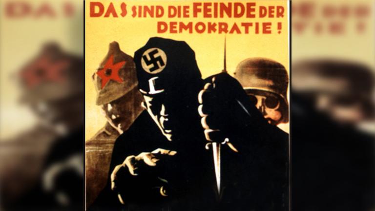 Wahlplakat der SPD von 1930