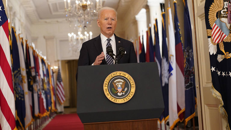 Joe Biden, der 46. Präsident der USA