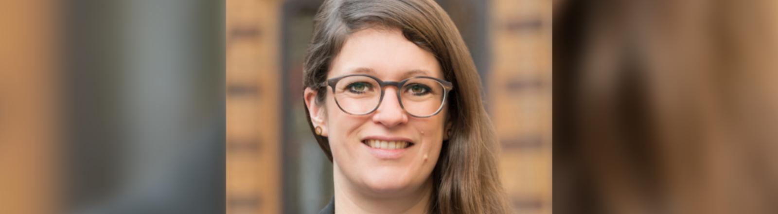 Die Unternehmens- und Teamberaterin Franziska Schölmerich.