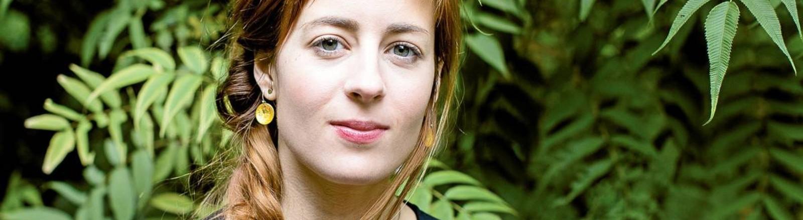 Die Autorin Leona Stahlmann.