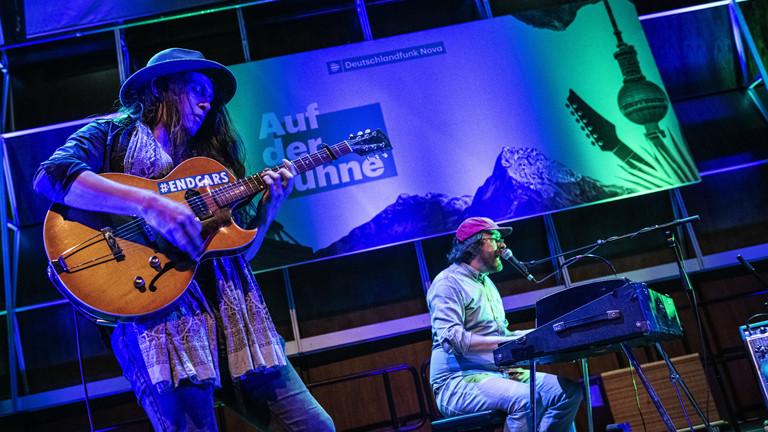 Auf der Bühne 21.12.2019 mit Francesco Wilking und Neufundland