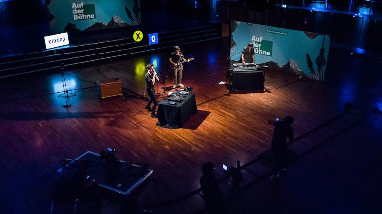 Auf der Bühne, Corona-Ausgabe mit Yukno