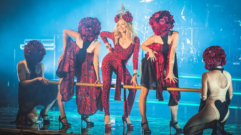 Kylie Minogue beim Melt!