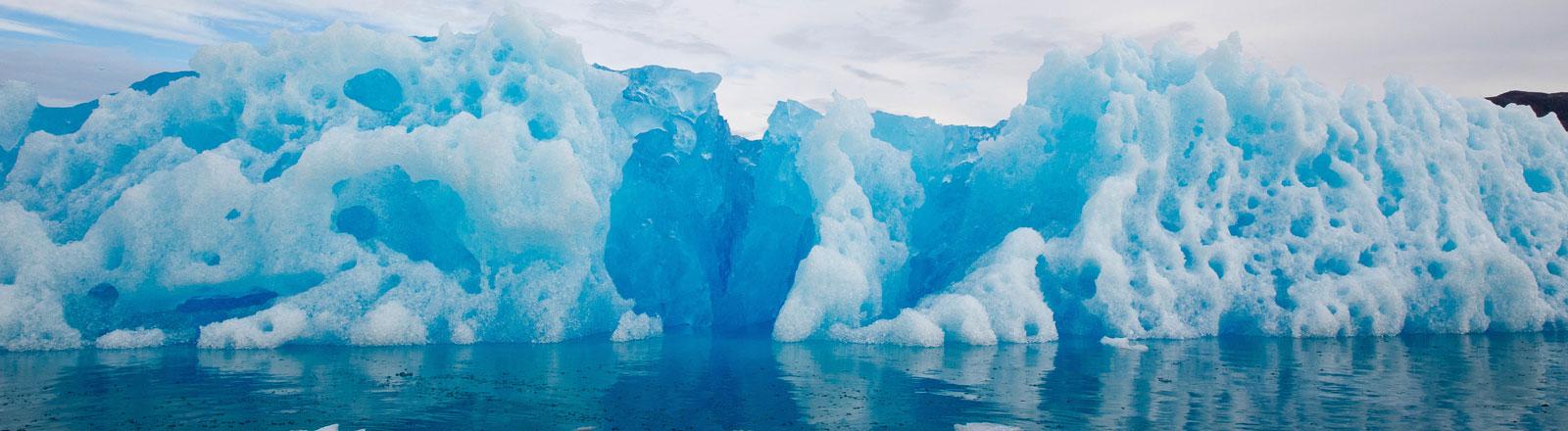 Eis in Südwest-Grönland (2014)