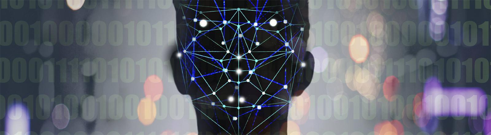 Gesichtserkennungstechnologie