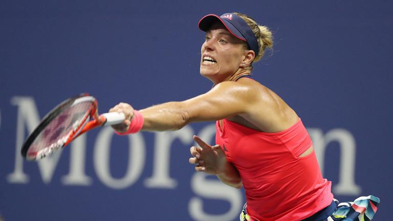 Tennisspielerin Angelique Kerber