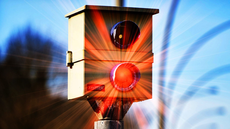 Radarfalle für laute Autos geplant