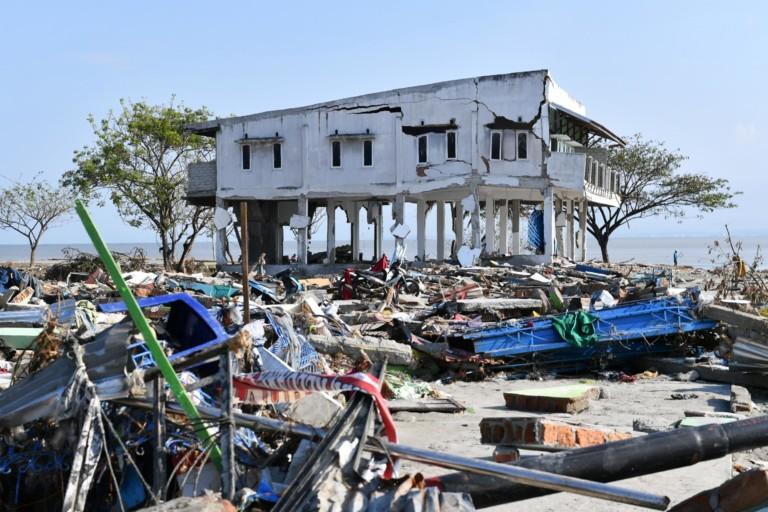 Tsunami gibt Rätsel auf