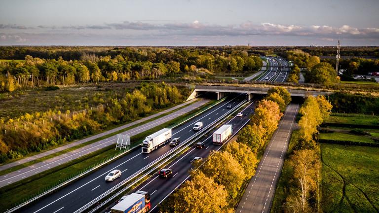 Tempo 100 auf niederländischen Autobahnen geplant