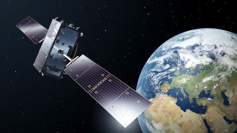 Galileo-Satellit