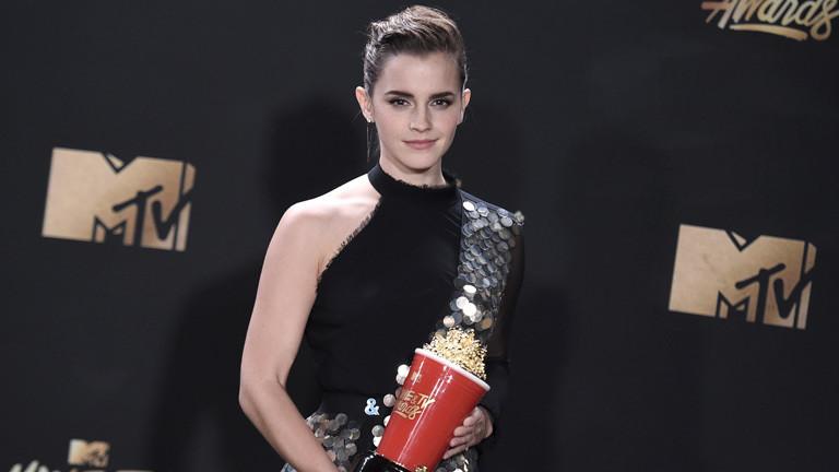 Emma Watson bei den MTV-Awards