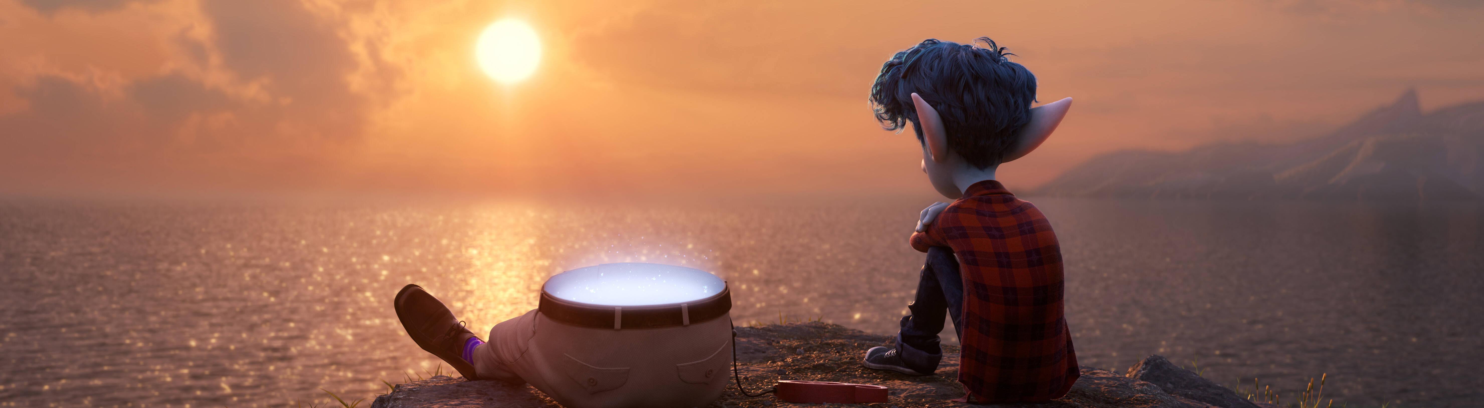"""Still aus """"Onward"""" von Pixar"""