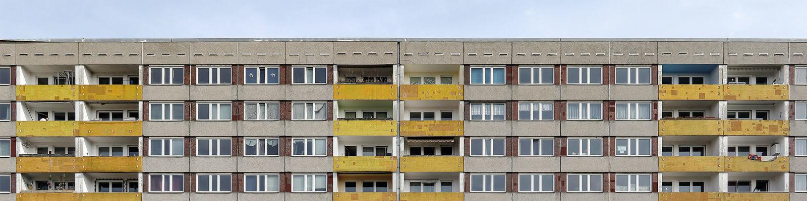 Studentenwohnheim in Dresden