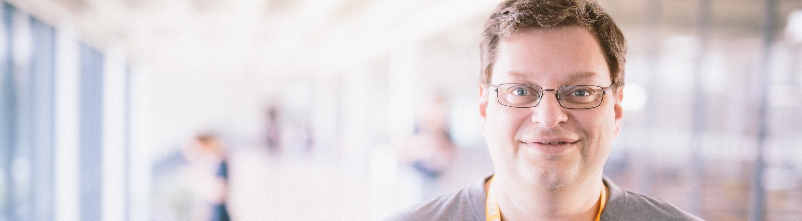 Der Theologe Thorsten Diez im Jahr 2016