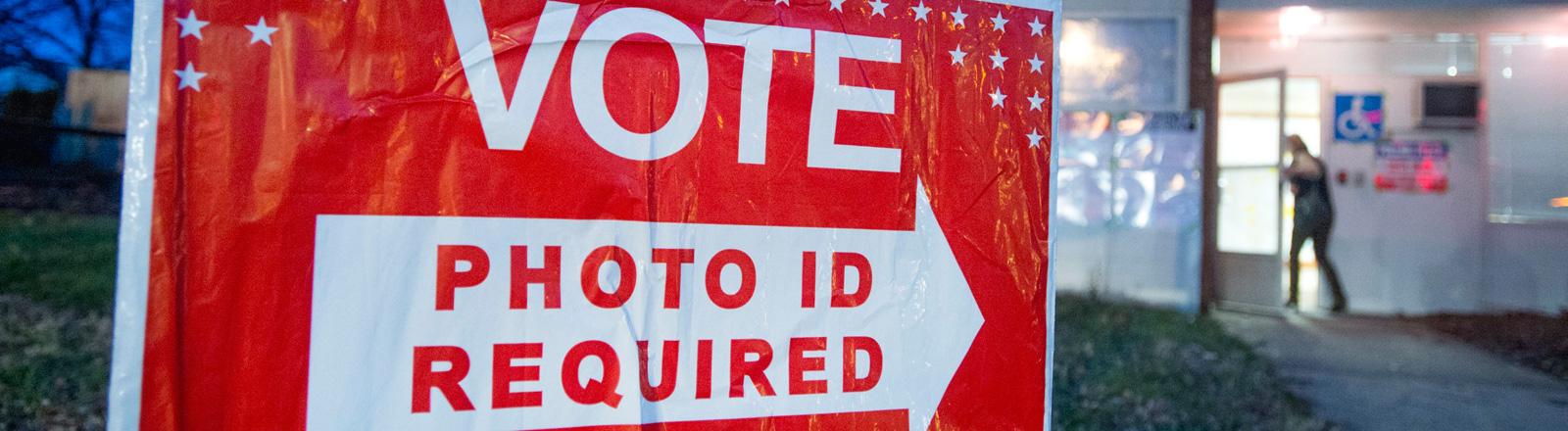 Vorwahlen in den USA