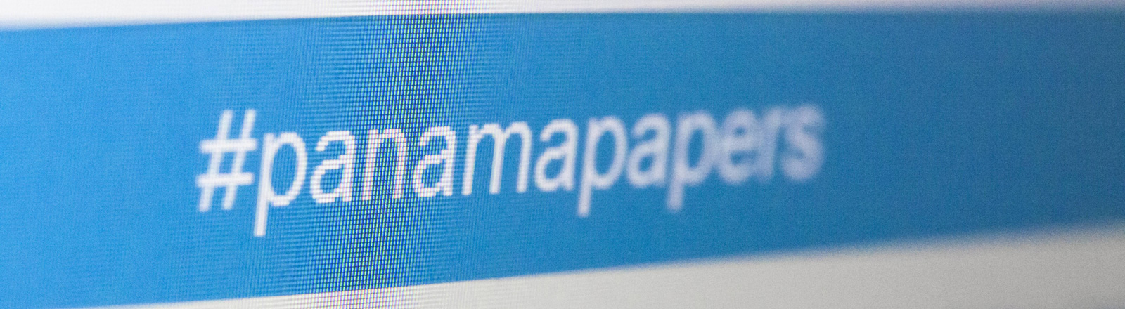 Hashtag Panamapapers