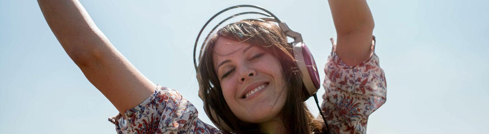 Silent Partys: Den vollen Sound über Kopfhörer genießen und keinen dabei stören.