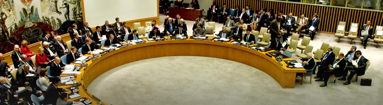Der UN-Sicherheitsrat