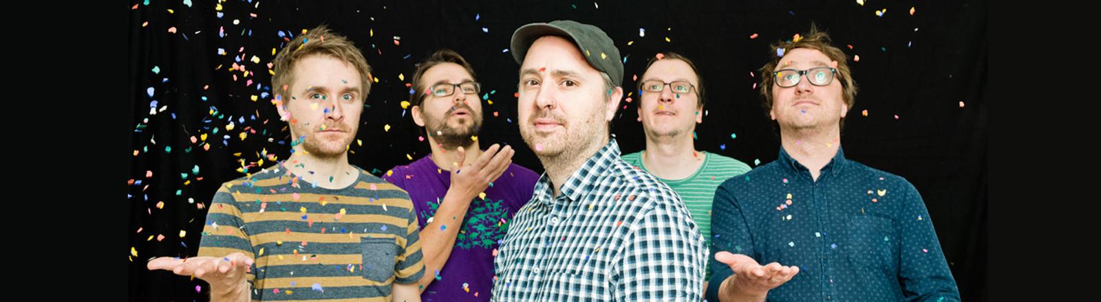 Die Band Peer