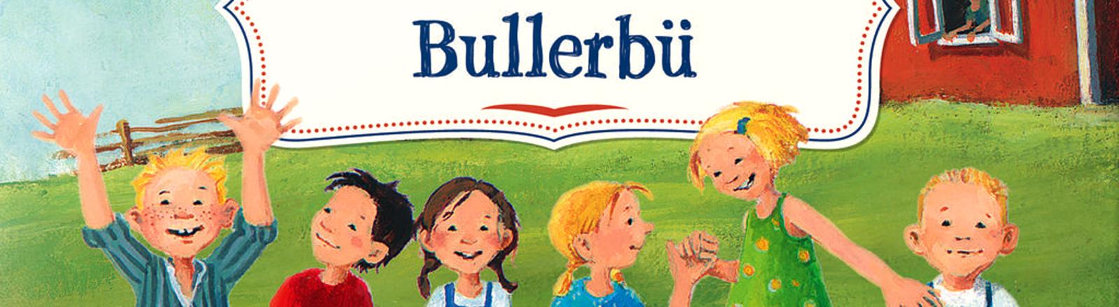 """Cover der CD """"Wir Kinder aus Bullerbü"""""""