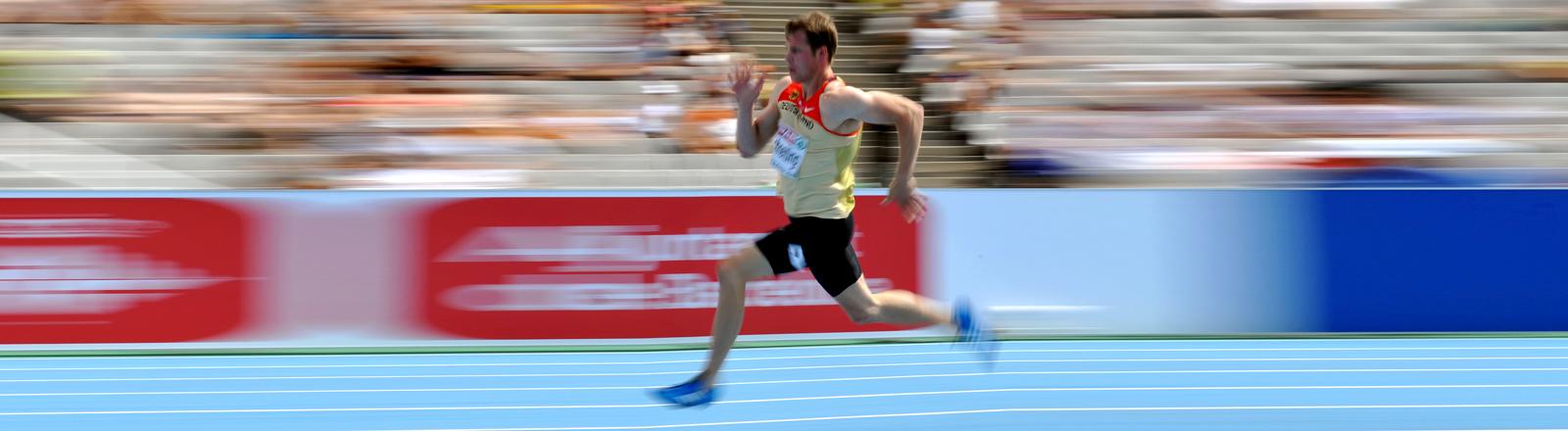 Sprinter Daniel Schnelting
