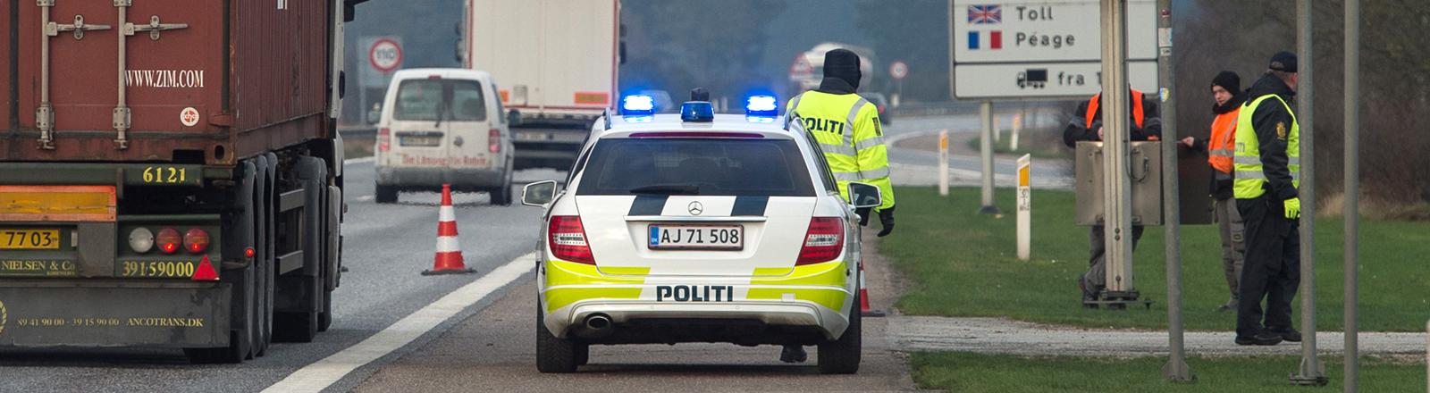 Grenzverkehr zu Dänemark