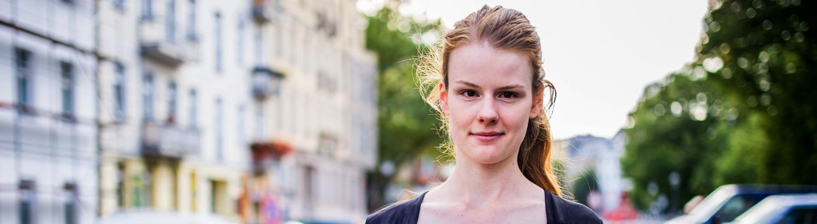Die Berliner CDU-Kommunalpolitikerin Jenna Behrends