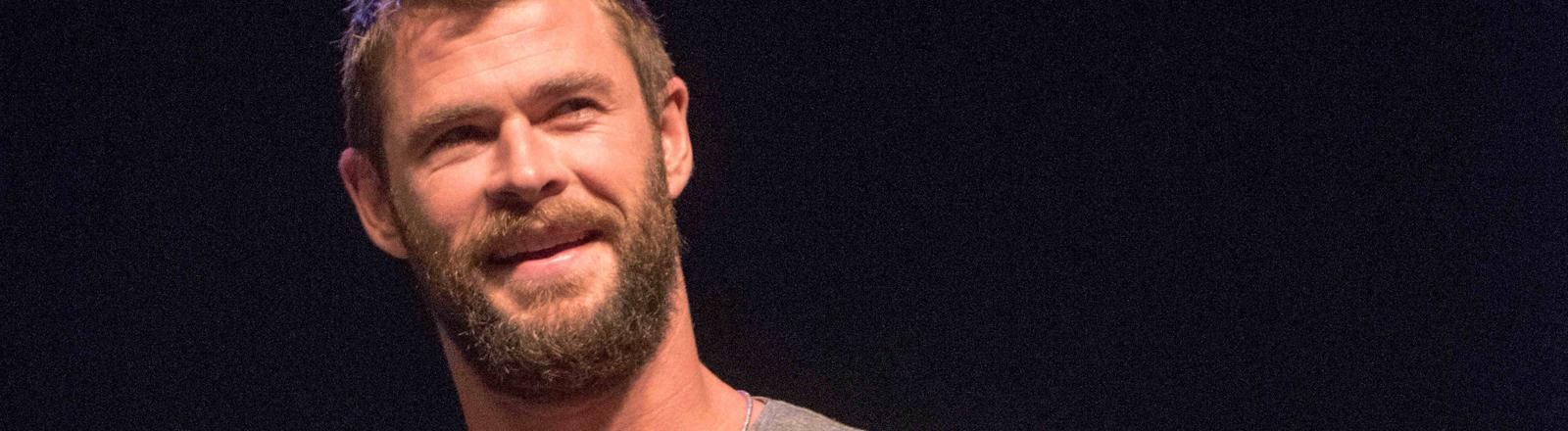 Porträt von Chris Hemsworth