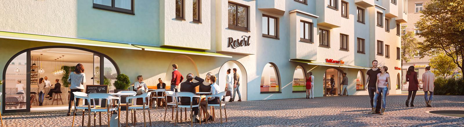 Studenten-Apartments Reserl in München