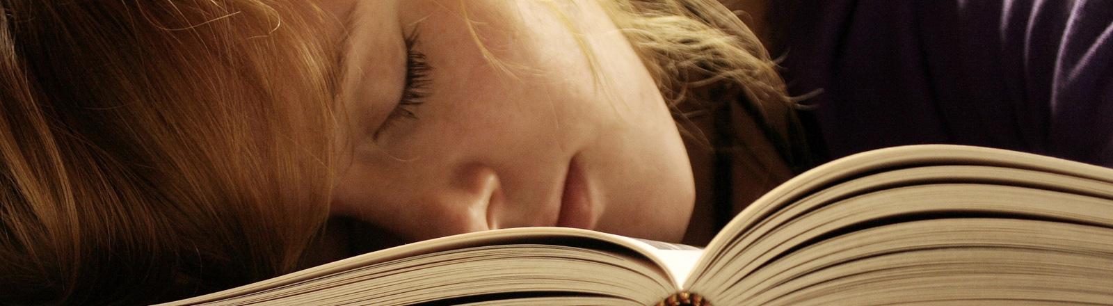 Schnell gelesen, schnell eingeschlafen.