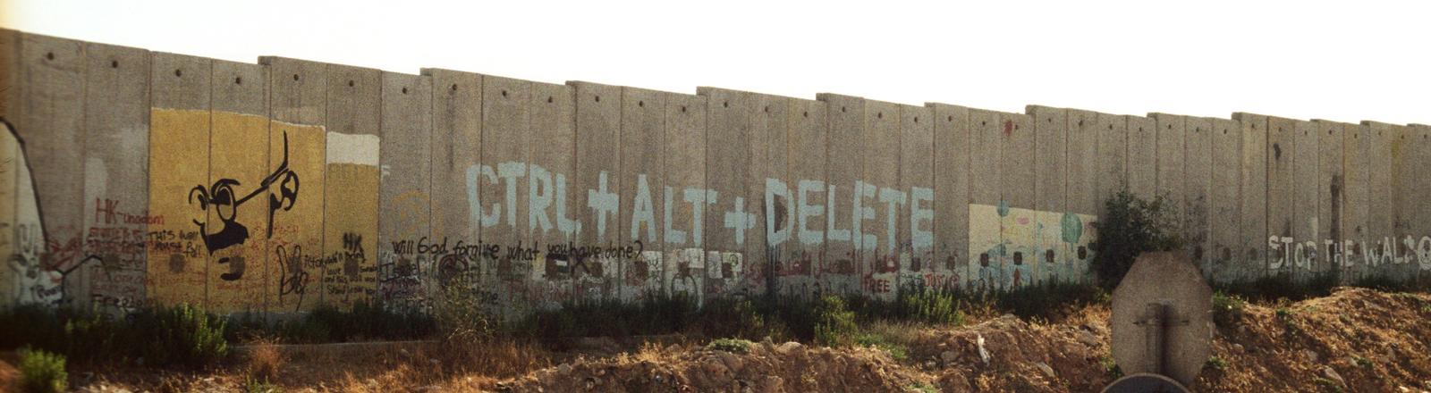 Sperranlage Israel