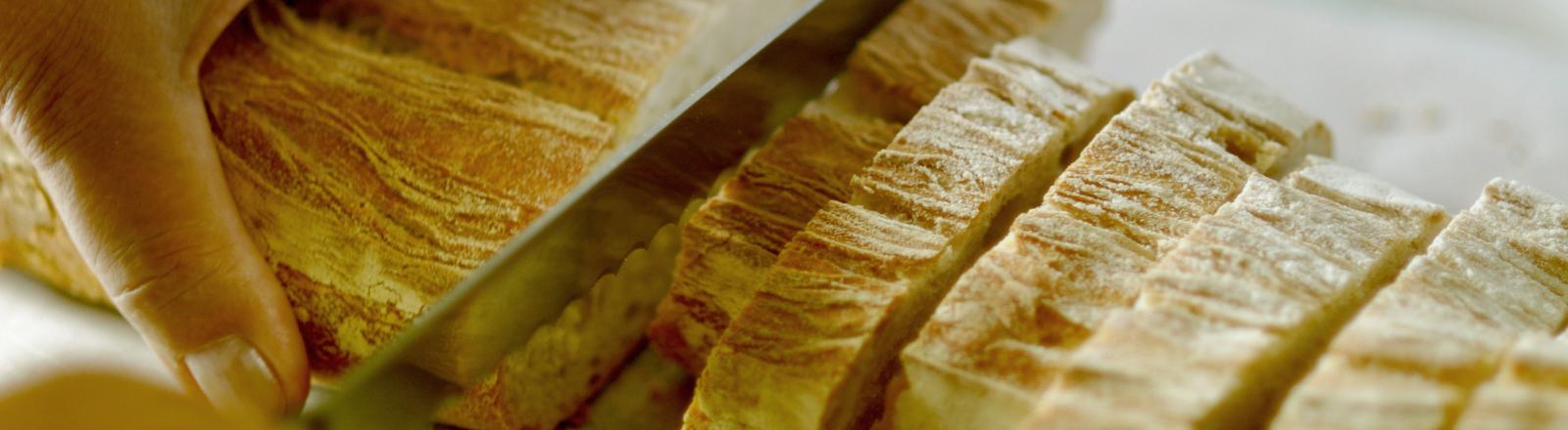 Ein Baguette